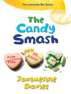 Click this cover for a(n) eBook sample of The Candy Smash.