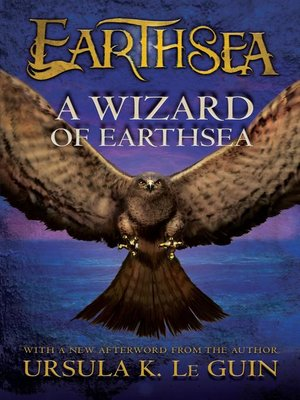 Click this cover for a(n) eBook sample of A Wizard of Earthsea.