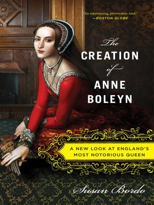 Click this cover for a(n) eBook sample of The Creation of Anne Boleyn.