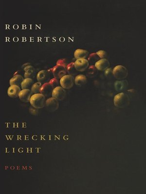 Cover of The Wrecking Light