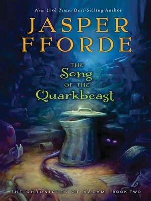Click this cover for a(n) eBook sample of The Song of the Quarkbeast.