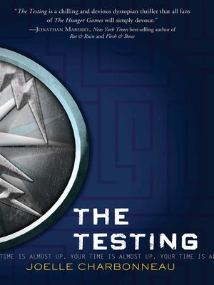 Cover of The Testing