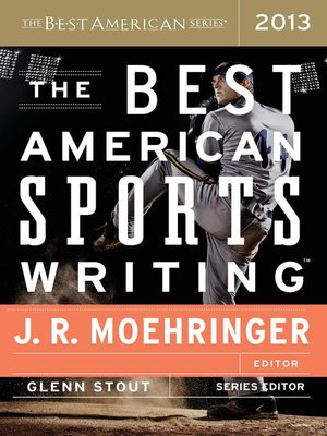 Click this cover for a(n) eBook sample of The Best American Sports Writing 2013