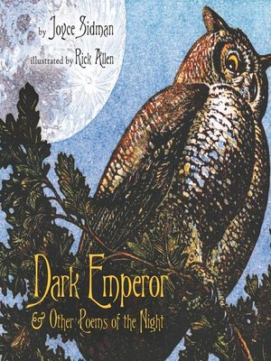 Click this cover for a(n) eBook sample of Dark Emperor and Other Poems of the Night.