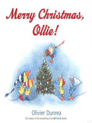 Click this cover for a(n) eBook sample of Merry Christmas, Ollie!.