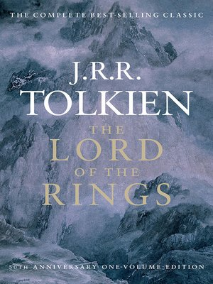 Click this cover for a(n) eBook sample of The Lord of the Rings.
