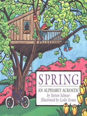 Click this cover for a(n) eBook sample of Spring