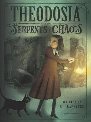 Click this cover for a(n) eBook sample of Theodosia and the Serpents of Chaos