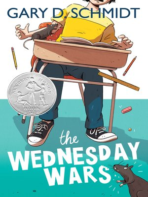 Cover of The Wednesday Wars