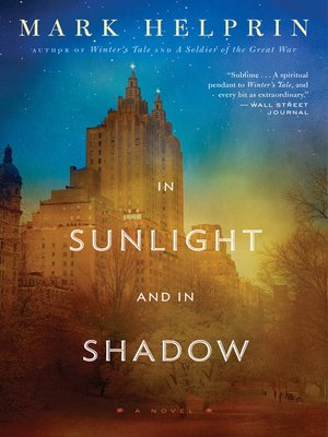 Cover of In Sunlight and In Shadow