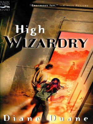 Click this cover for a(n) eBook sample of High Wizardry