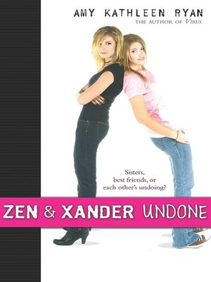 Cover of Zen and Xander Undone