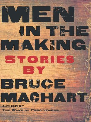 Cover of Men in the Making