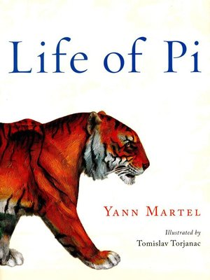 Click this cover for a(n) eBook sample of Life of Pi.