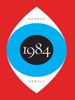 Click this cover for a(n) eBook sample of 1984.