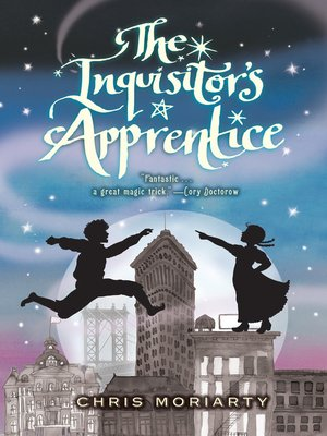 Click this cover for a(n) eBook sample of The Inquisitor's Apprentice
