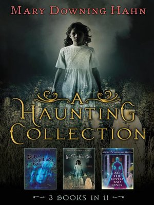 Click this cover for a(n) eBook sample of Mary Downing Hahn's Haunting Tales.