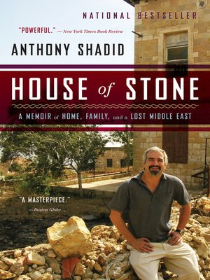 Click this cover for a(n) eBook sample of House of Stone.