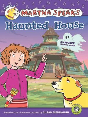 Click this cover for a(n) eBook sample of Haunted House