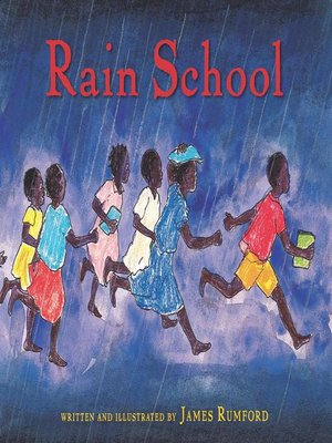 Click this cover for a(n) eBook sample of Rain School.