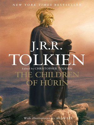 Click this cover for a(n) eBook sample of The Children of Hurin