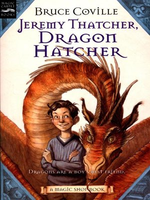 Cover of Jeremy Thatcher, Dragon Hatcher