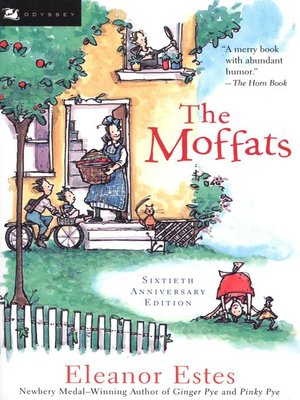 Click this cover for a(n) eBook sample of The Moffats
