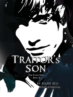 Click this cover for a(n) eBook sample of Traitor's Son.