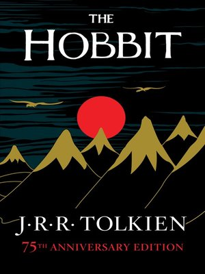 Click this cover for a(n) eBook sample of The Hobbit.