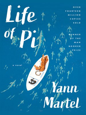 Click this cover for a(n) eBook sample of Life of Pi