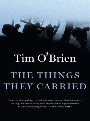 Click this cover for a(n) eBook sample of The Things They Carried