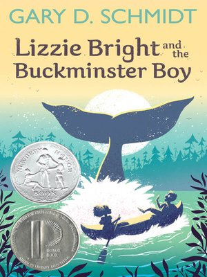 Cover of Lizzie Bright and the Buckminster Boy