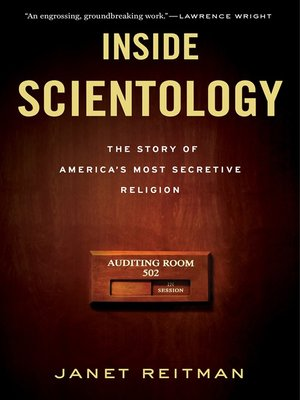 Click this cover for a(n) eBook sample of Inside Scientology
