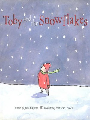 Click this cover for a(n) eBook sample of Toby and the Snowflakes.