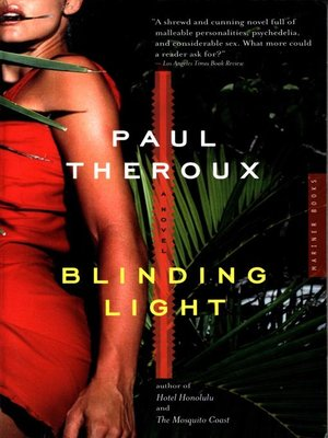 Cover of Blinding Light