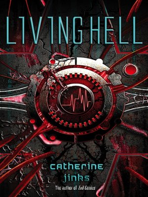 Click this cover for a(n) eBook sample of Living Hell.