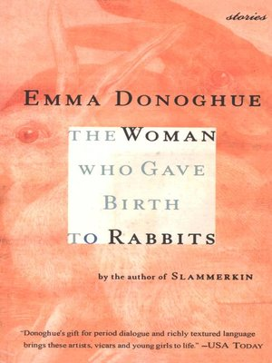 Cover of The Woman Who Gave Birth to Rabbits