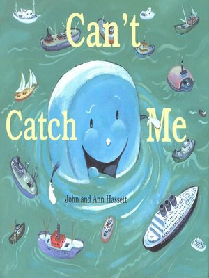 Click this cover for a(n) eBook sample of Can't Catch Me.