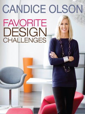 Click this cover for a(n) eBook sample of Candice Olson Favorite Design Challenges