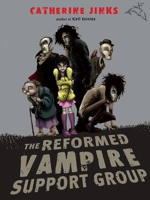Click this cover for a(n) eBook sample of The Reformed Vampire Support Group