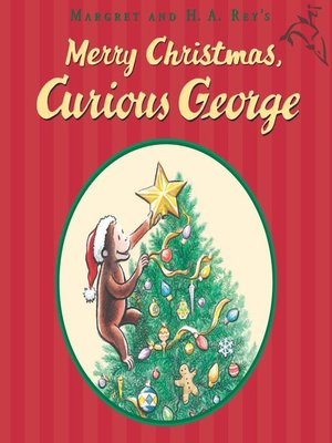 Cover of Merry Christmas, Curious George