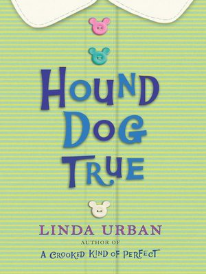 Click this cover for a(n) eBook sample of Hound Dog True.