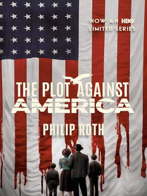 Click this cover for a(n) eBook sample of The Plot Against America