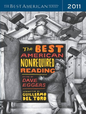 Click this cover for a(n) eBook sample of The Best American Nonrequired Reading 2011