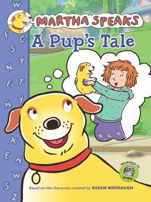 Click this cover for a(n) eBook sample of A Pup's Tale.
