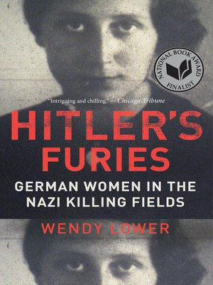 Click this cover for a(n) eBook sample of Hitler's Furies.