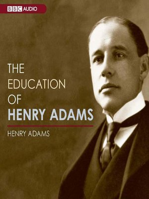 Cover of The Education of Henry Adams