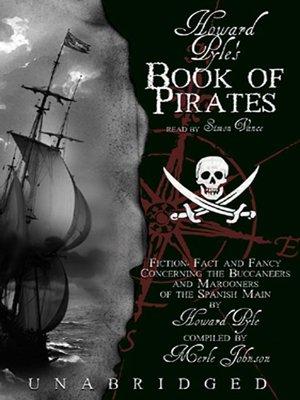 Book of Pirates - Howard Pyle