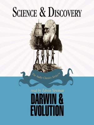 Click this cover for a(n) Audiobook sample of Darwin & Evolution.