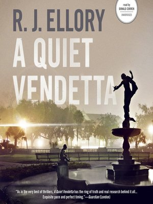 Click this cover for a(n) Audiobook sample of A Quiet Vendetta